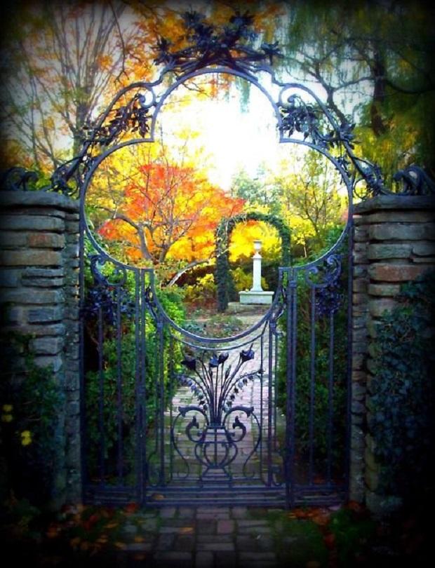 portail jardin 15