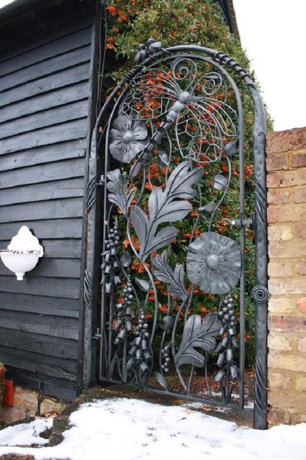 portail jardin 16