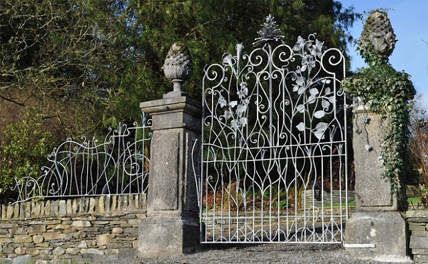 portail jardin 19