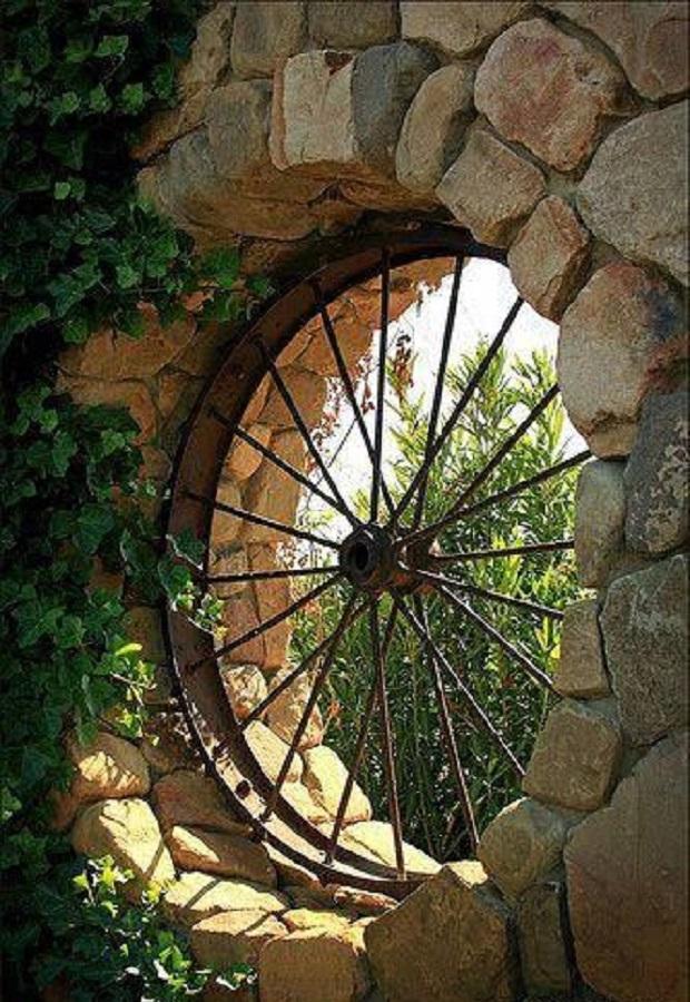 portail jardin 23