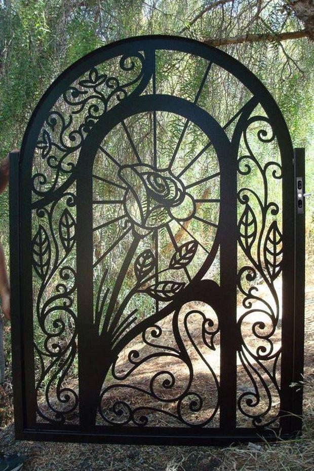 portail jardin 6
