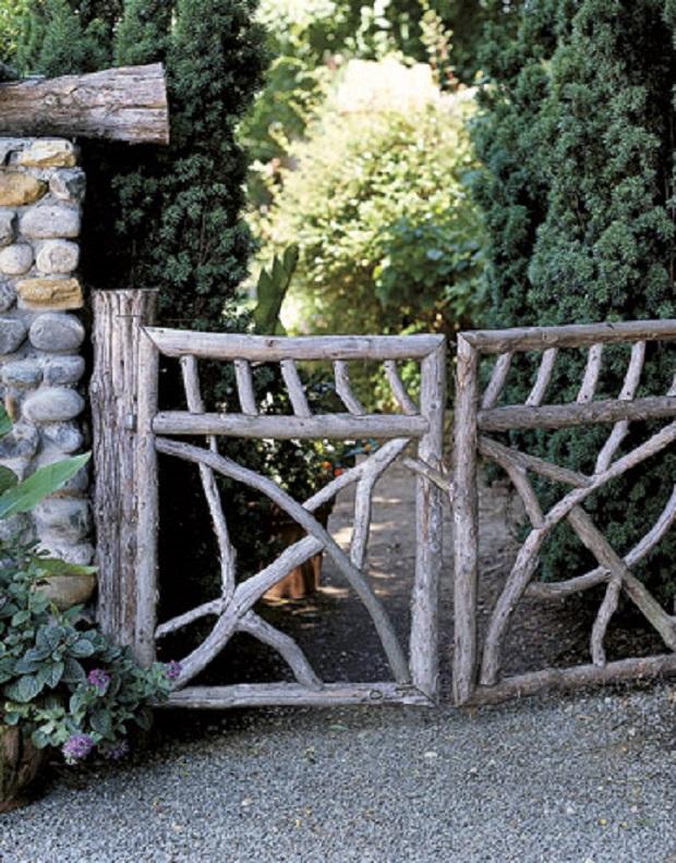 portail jardin 8