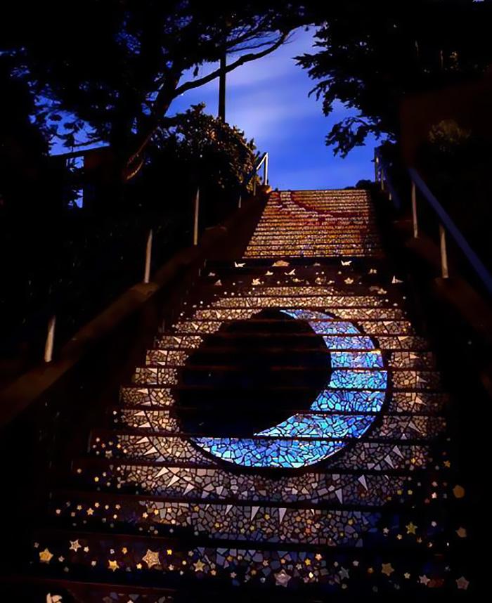 escalier incroyable 2