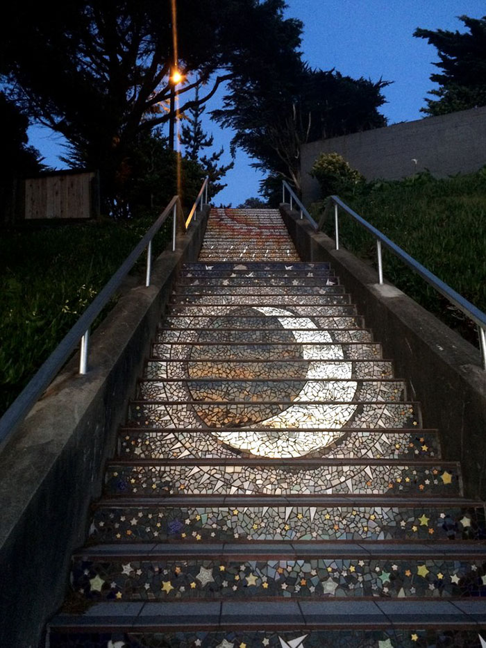 escalier incroyable 4