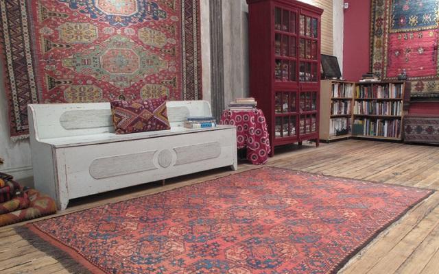 interieur maison turkmenistan