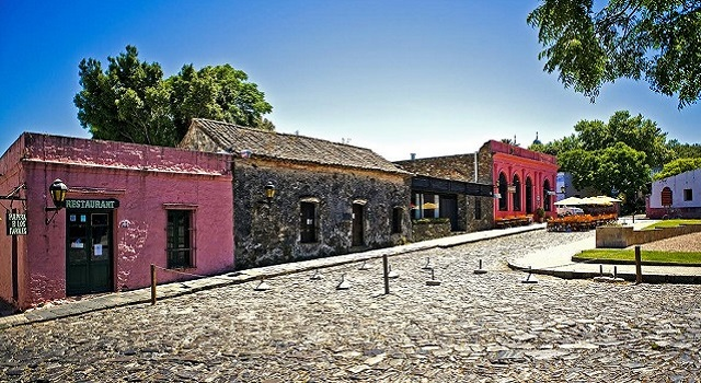 les maisons en uruguay