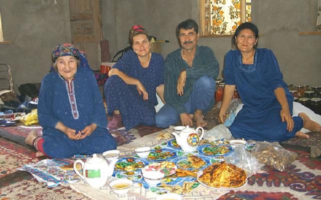 repas turkmenistan