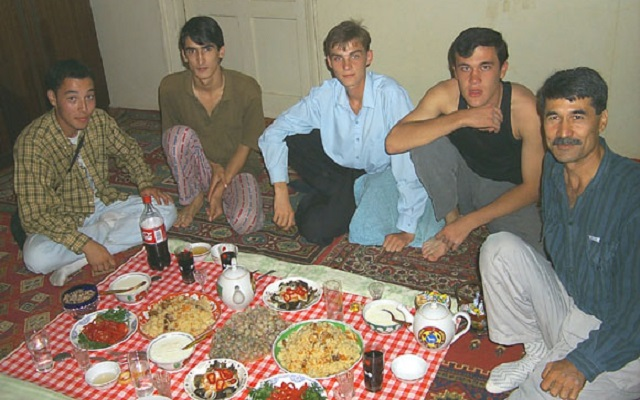 maison turkmenistan