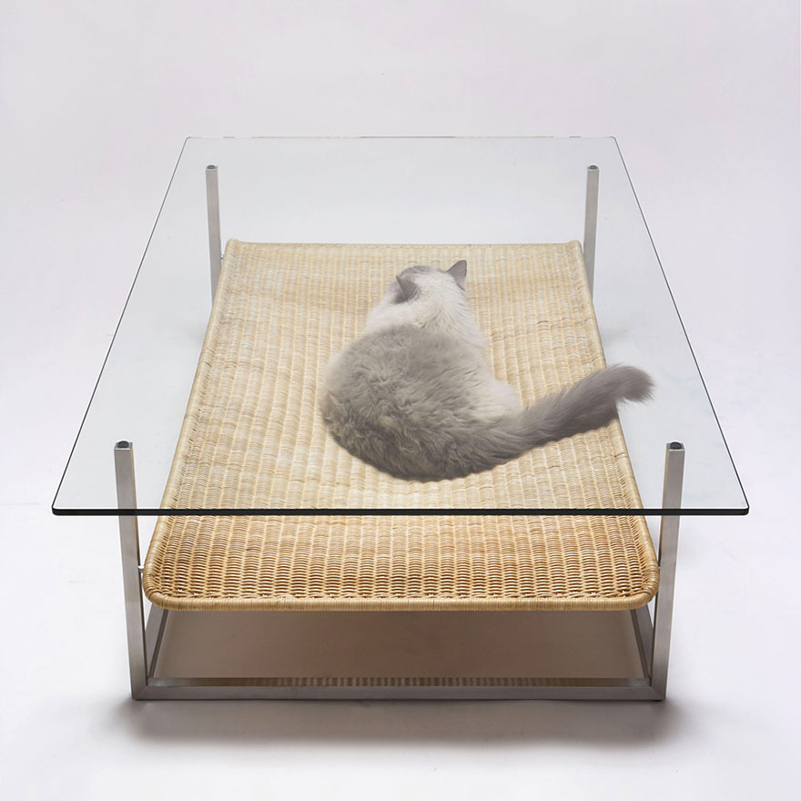 table hamac chat