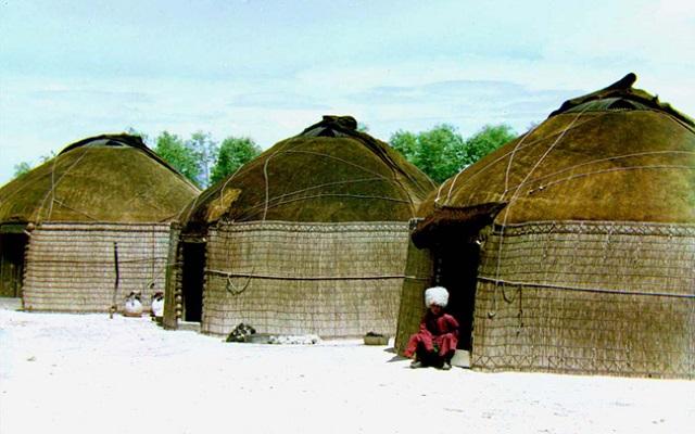 habitation turkmenistan