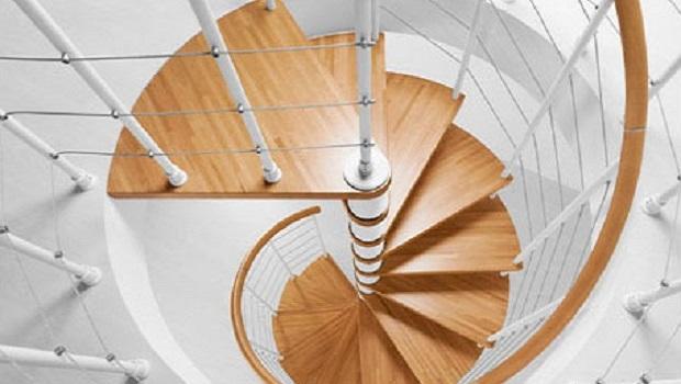 L'élégance simple des escaliers Albini & Fontanot
