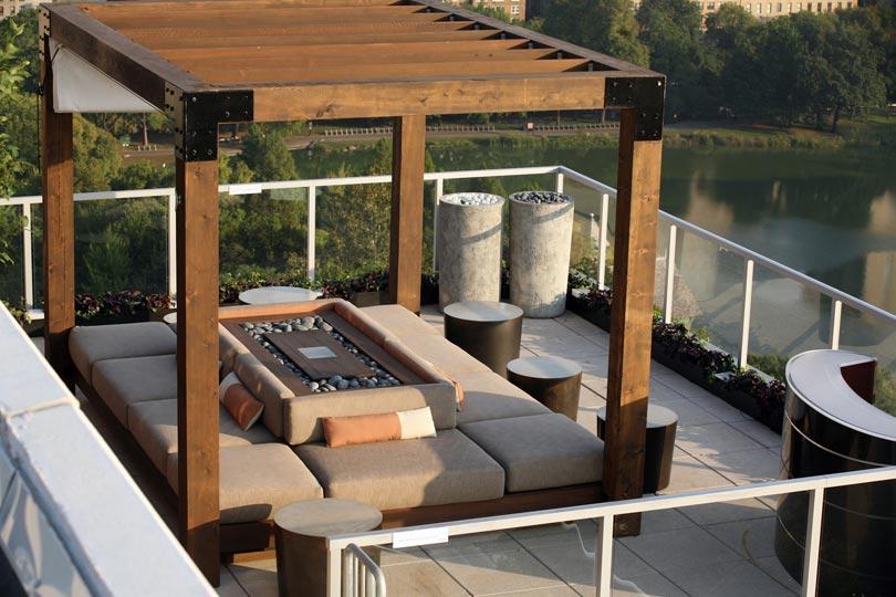 Clodagh terrasse toit (1)