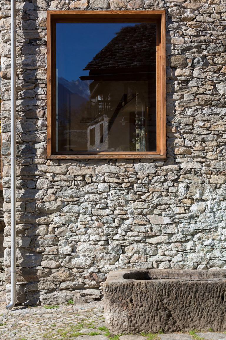 Maison de montagne en pierre rénovée (15)