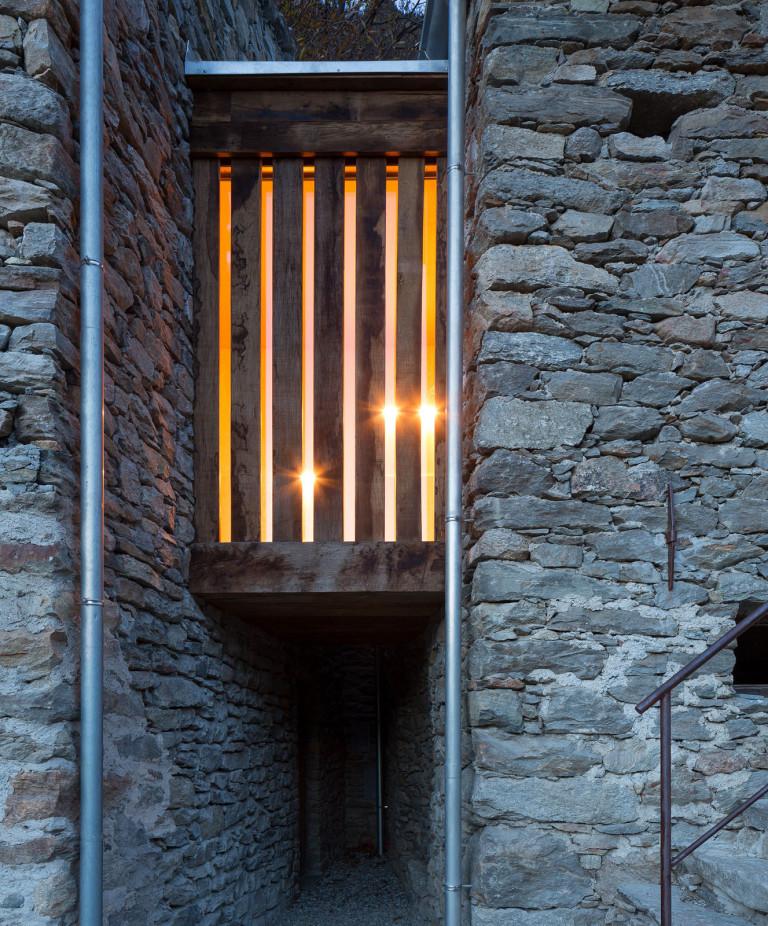 Maison de montagne en pierre rénovée (4)