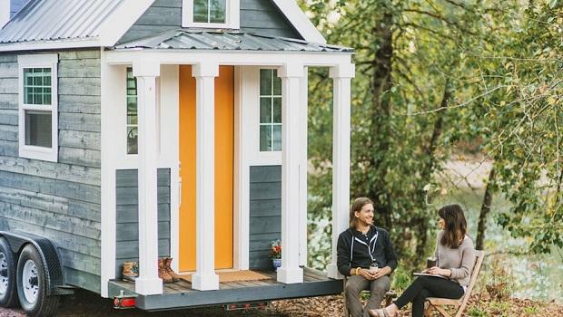 Une tiny house personnalisée par Tiny Heirloom