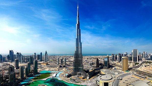 Burj Khalifa : la plus haute tour du monde