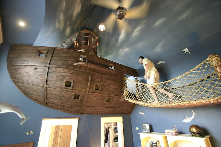 chambre de pirate incroyable (1)