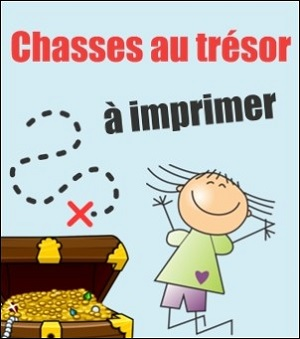 chasse au trésor