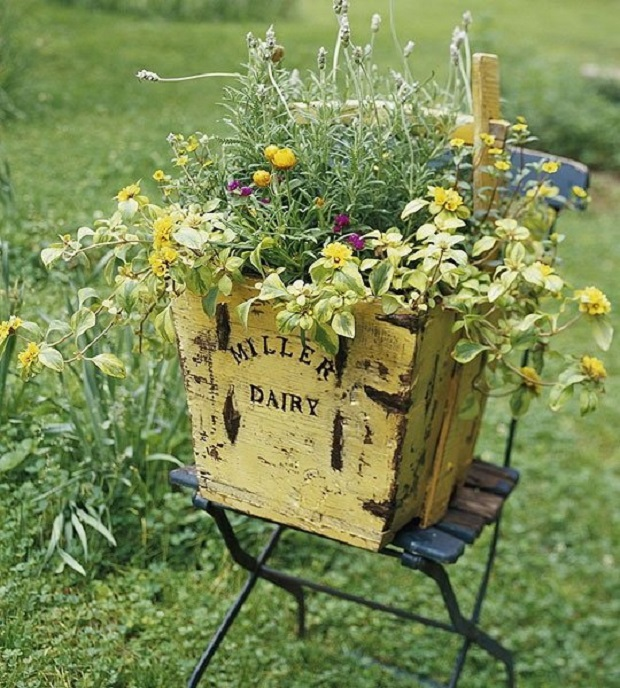 idées jardin vintage (1)