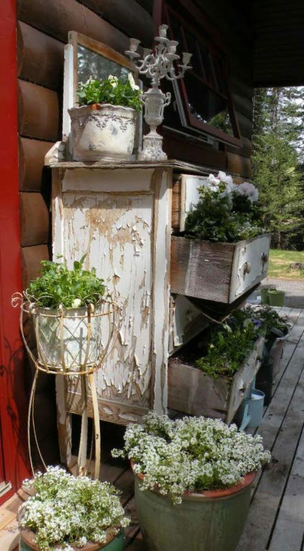 idées jardin vintage (12)