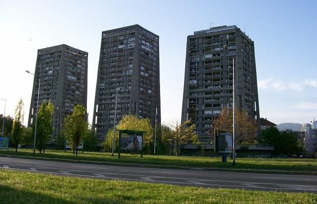immeubles zagreb