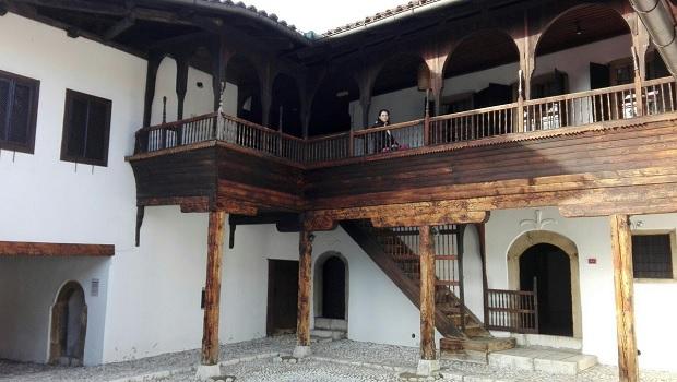 maison en bosnie