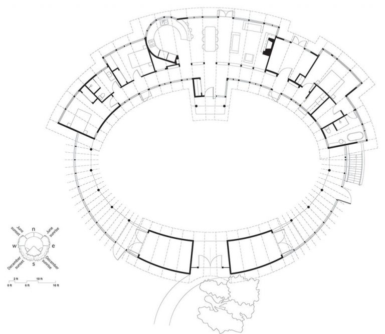 maison circulaire ile sidney (14)