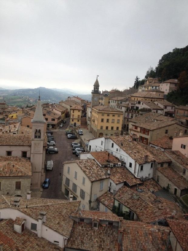 maisons de Borgo Maggiore