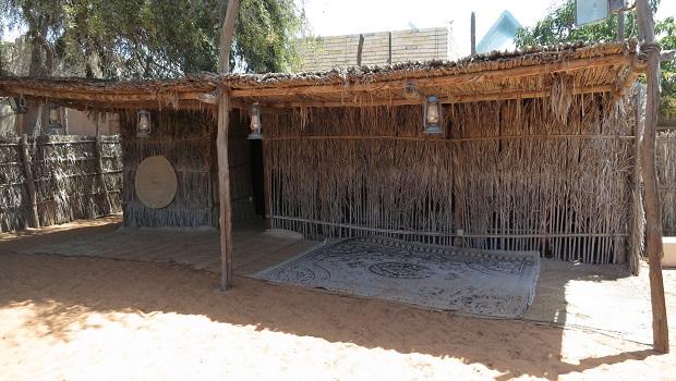 les maisons typiques des mirats arabes unis. Black Bedroom Furniture Sets. Home Design Ideas