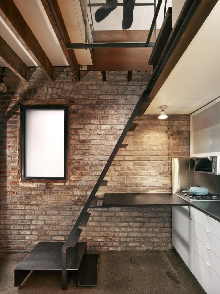micro appartement dans petite maison brique (4)