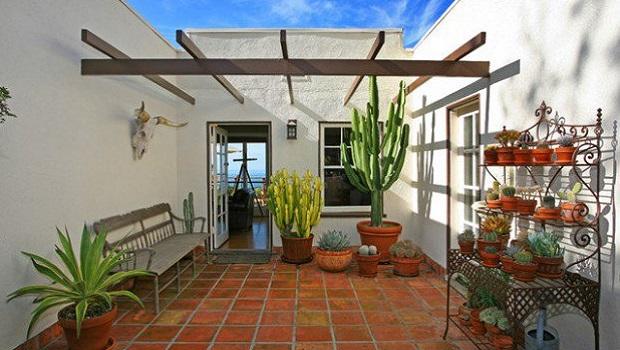 20 superbes patios d'inspiration méditerranéenne