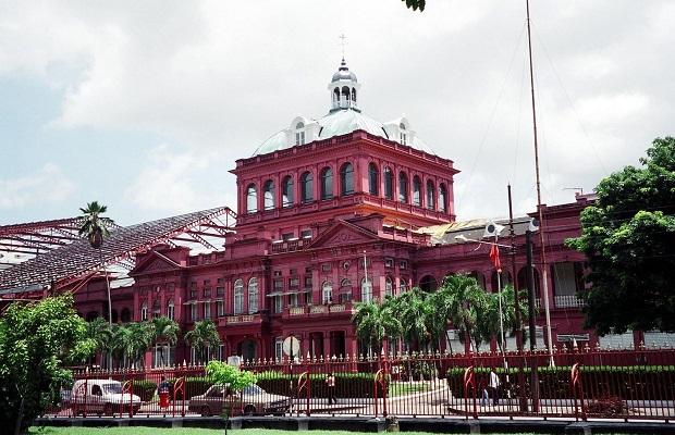 red house trinité et tobago