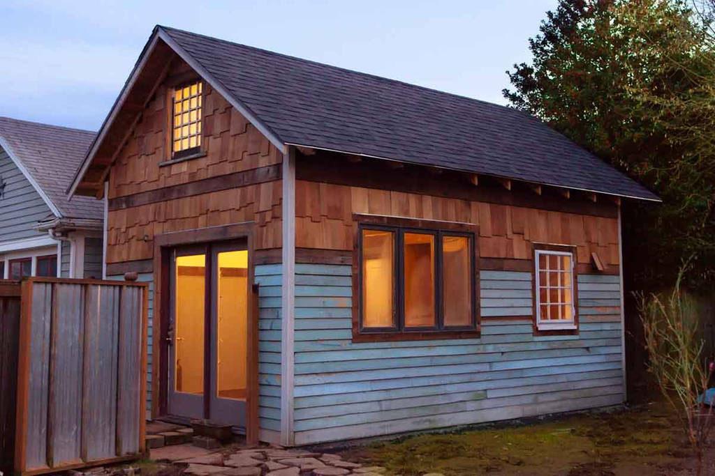 tiny house rustique et vintage (16)