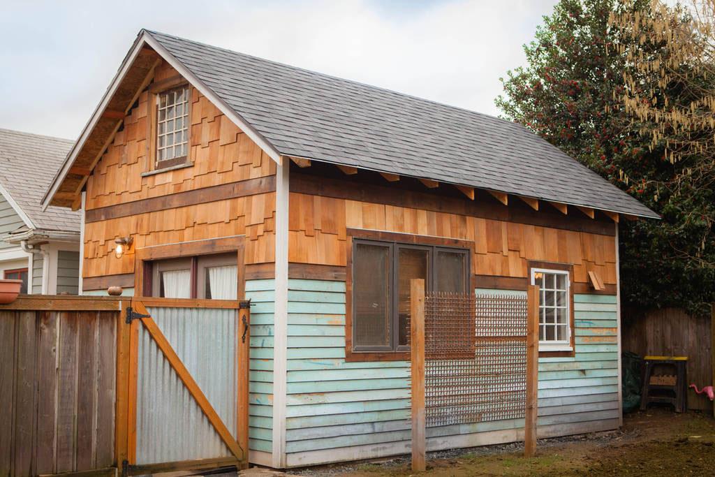 tiny house rustique et vintage (2)