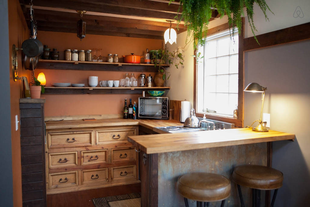 tiny house rustique et vintage (3)