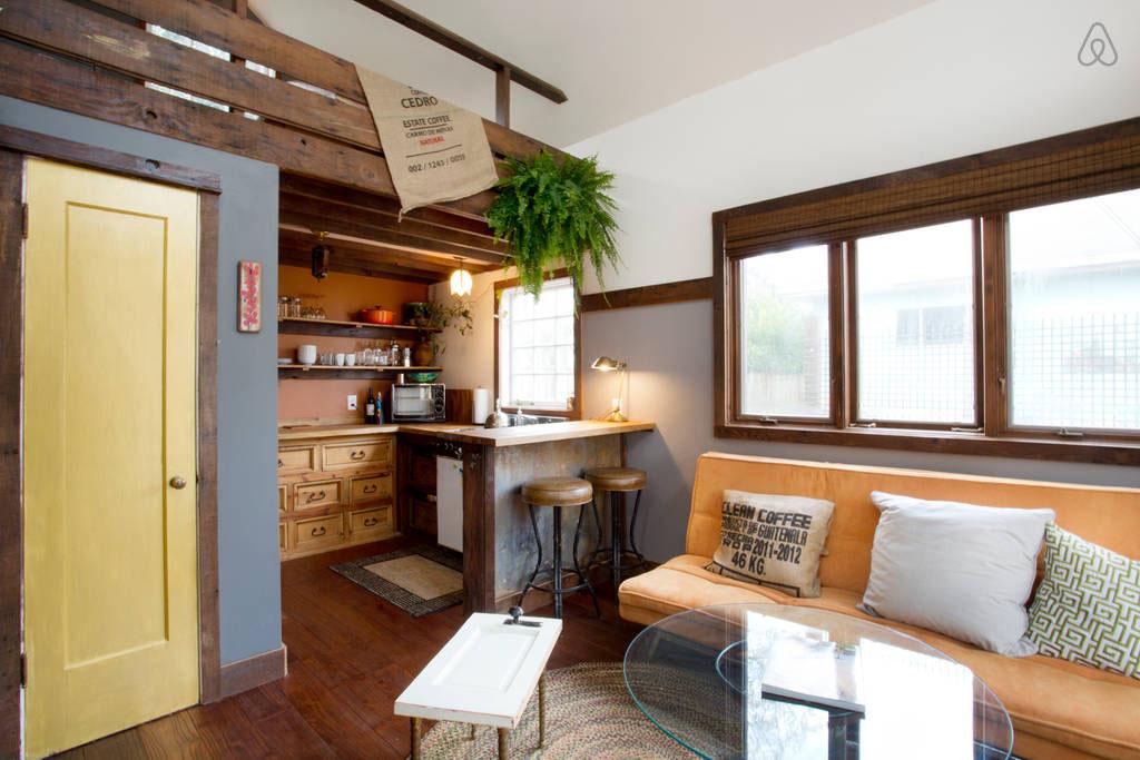 tiny house rustique et vintage (4)