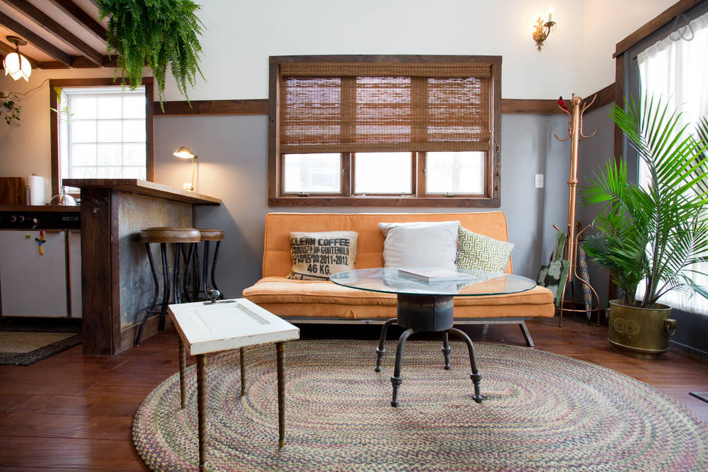 tiny house rustique et vintage (6)