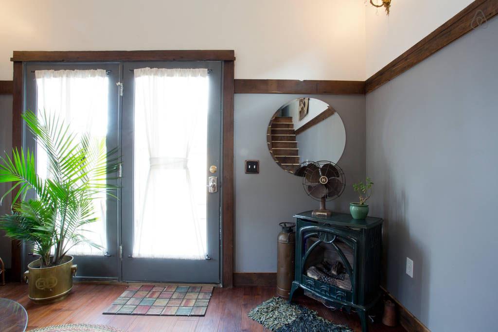 tiny house rustique et vintage (7)