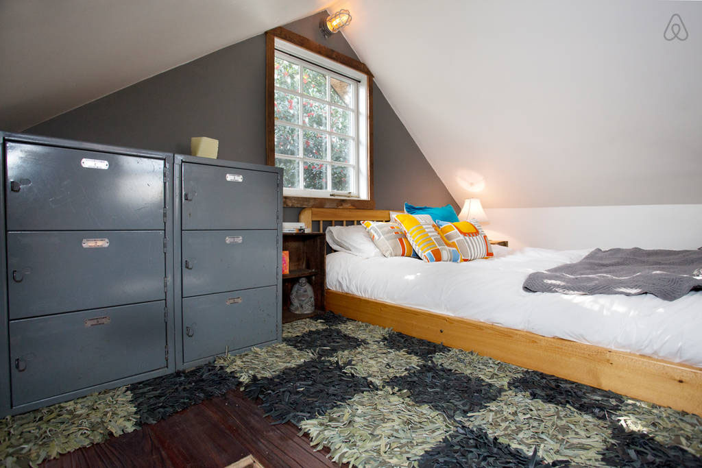 tiny house rustique et vintage (9)