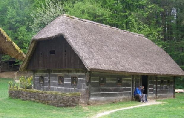 maison typique croatie