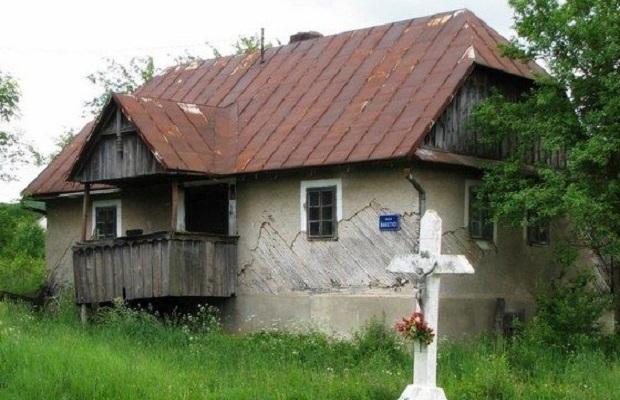 Les maisons travers la croatie for Maison en stuc