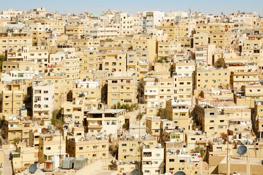 maisons jordanie