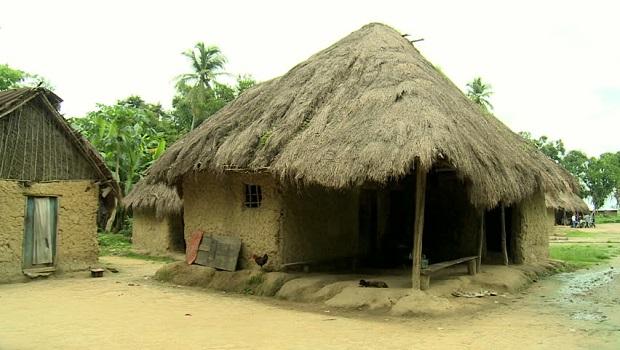 Les maisons de la Sierra Leone