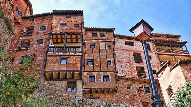 Albarracin : un village médiéval magnifique