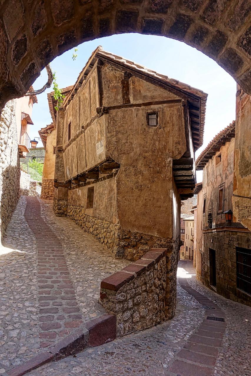 maisons albarracin