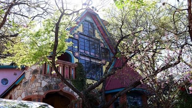 Casa Neverlandia : une maison atypique