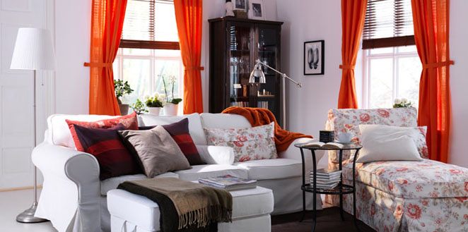 id es d co salon ikea. Black Bedroom Furniture Sets. Home Design Ideas