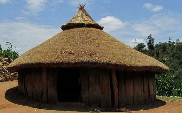 Les maisons traditionnelles en thiopie for Habitat du monde