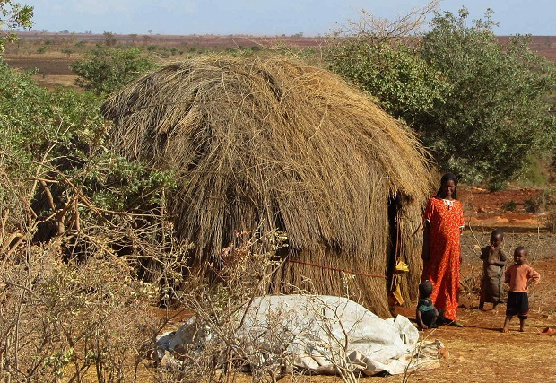 hutte éthiopie
