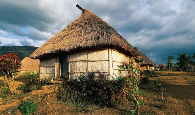 hutte navala fidji